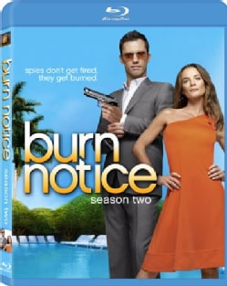 Burn Notice Season 2 (Blu-ray Disc)