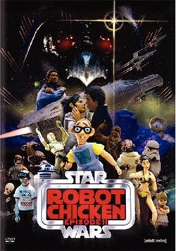 Robot Chicken Star Wars 2 (DVD)