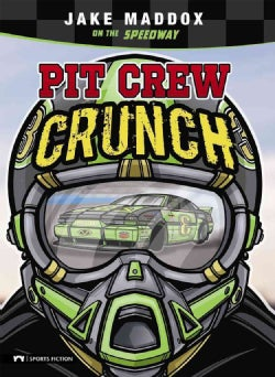 Pit Crew Crunch (Hardcover)