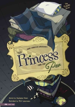 The Princess and the Pea: The Graphic Novel (Hardcover)
