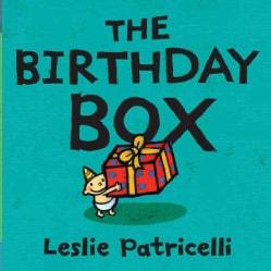 The Birthday Box: Happy Birthday to Me! (Board book)