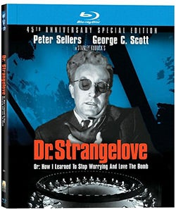 Dr. Strangelove (45th Anniversary Edition) (Blu-ray Disc)