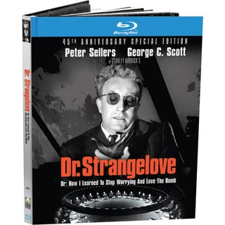 Dr. Strangelove - 45th Anniversary Edition DigiBook (Blu-ray Disc)