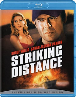 Striking Distance (Blu-ray Disc)