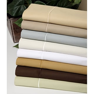 Cotton 600 Thread Count Renaissance Pillowcases (Set of 2)
