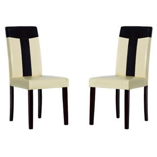 Tiffany Bi-cast Leather Chairs (Set of 8)