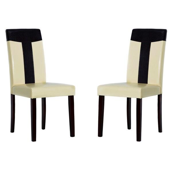 Tiffany Bi-cast Leather Chairs (Set of 8)