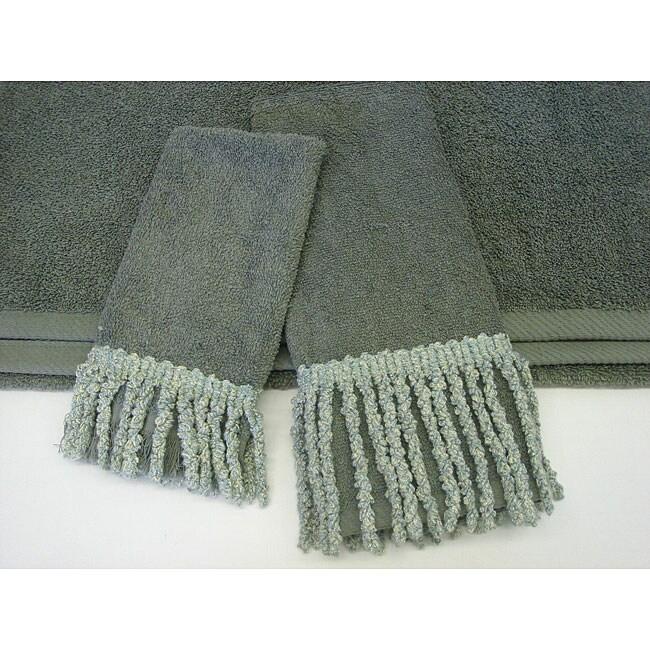 Pacific Coast Sherry Kline Curly Bullion 3-piece Decorative Towels