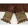Sherry Kline Waldorf Swirl 3-piece Decorative Towels