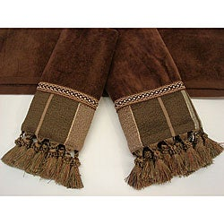 Sherry Kline Chambord 3-piece Decorative Towels