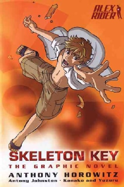 Alex Rider: Skeleton Key: the Graphic Novel (Paperback)