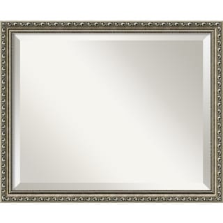 Silver Parisian Medium Wall Mirror