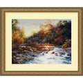 Charlotte Curry 'Sunsets Splendor' Framed Art Print