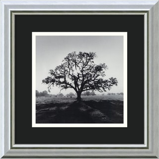Adams 'Oak Tree, Sunrise, 1966' Framed Art Print