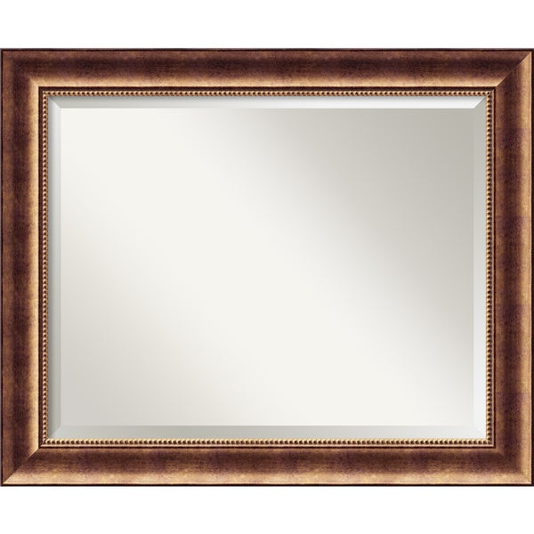 ... Bronze Wall Mirror - Overstock Shopping - Great Deals on Mirrors