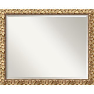 Large Florentine Gold Wall Mirror