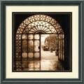 Alan Blaustein 'Venezia, Italia' Framed Art Print