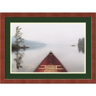 Orah Moore 'Pointing the Way' Framed Art Print