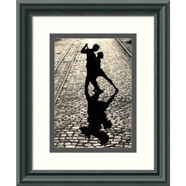 'The Last Dance' Mini Framed Art Print