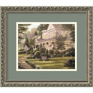 Betsy Brown 'Des Fosses Antiques' Framed Art Print