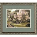 Betsy Brown 'Des Fosses' Antiques Framed Art Print