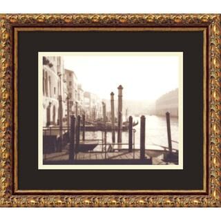 David Westby 'Venice' Framed Art Print