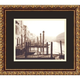 David Westby 'Venice' Framed Art Print