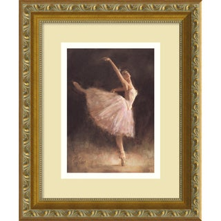 Richard Judson Zolan 'The Passion of Dance' Framed Art Print
