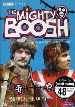 The Mighty Boosh: The Complete Season 1 (DVD)