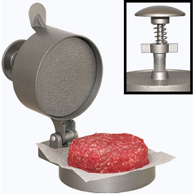 Weston single-patty hamburger press