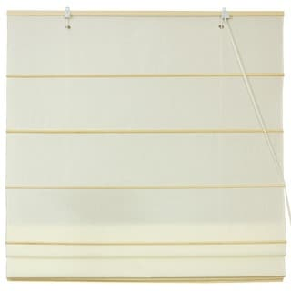 Cotton 48-inch-wide Roman Shades (China)