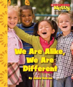 We Are Alike, We Are Different (Paperback)