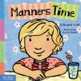 Manners Time (Board book)
