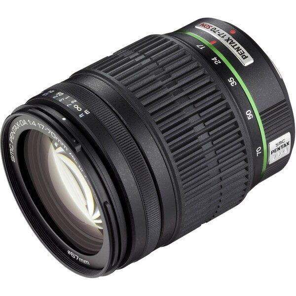 Pentax SMCP-DA 17-70mm f/4 AL (IF) SDM Super Wide Angle Zoom Lens
