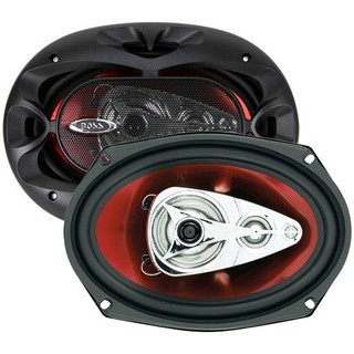 Boss CH6940 Speaker - 500 W PMPO - 4-way