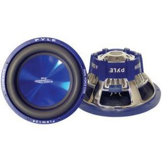 Pyle Blue Wave PLBW124 Woofer - 1200 W PMPO - 1 Pack