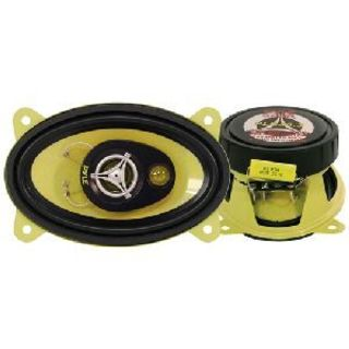 Pyle Gear X PLG46.3 Speaker - 90 W RMS - 3-way - 2 Pack