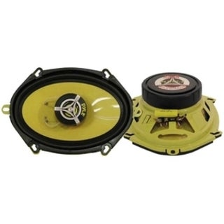 Pyle PLG57.3 Speaker - 120 W RMS - 3-way - 2 Pack