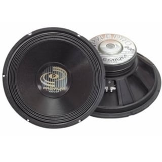 Pyle PylePro PPA15 Woofer - 250 W RMS - 800 W PMPO - 1 Pack