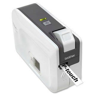 Brother P-touch PT-1230PC Thermal Transfer Printer - Monochrome - Lab