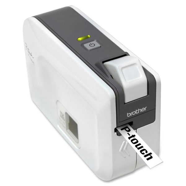 Brother P-touch PT-1230PC Thermal Transfer Printer - Monochrome - Des