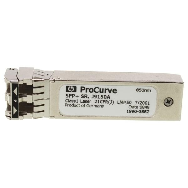 HP ProCurve Gigabit Ethernet SFP+ Transceiver Module
