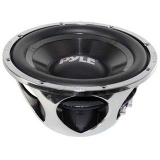 Pyle PLCHW10 Woofer - 1400 W PMPO - 1 Pack