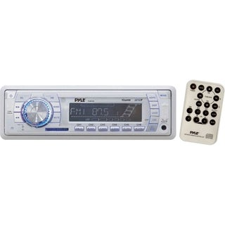 Pyle Hydra PLMR19W Marine CD/MP3 Player - 200 W RMS - iPod/iPhone Com