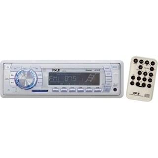 Pyle Hydra PLMR19W Marine CD/MP3 Player - 200 W RMS - iPod/iPhone Com