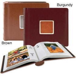 Leather 4x6 Photo Album (Pack of 3)