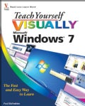 Teach Yourself Visually Windows 7 (Paperback)