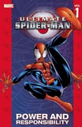 Ultimate Spider-Man 1: Power & Responsibility (Paperback)