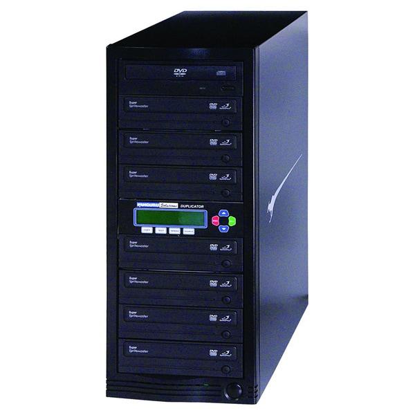 Kanguru 1-to-7, 24x DVD Duplicator