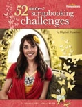 52 More Scrapbooking Challenges (Paperback)